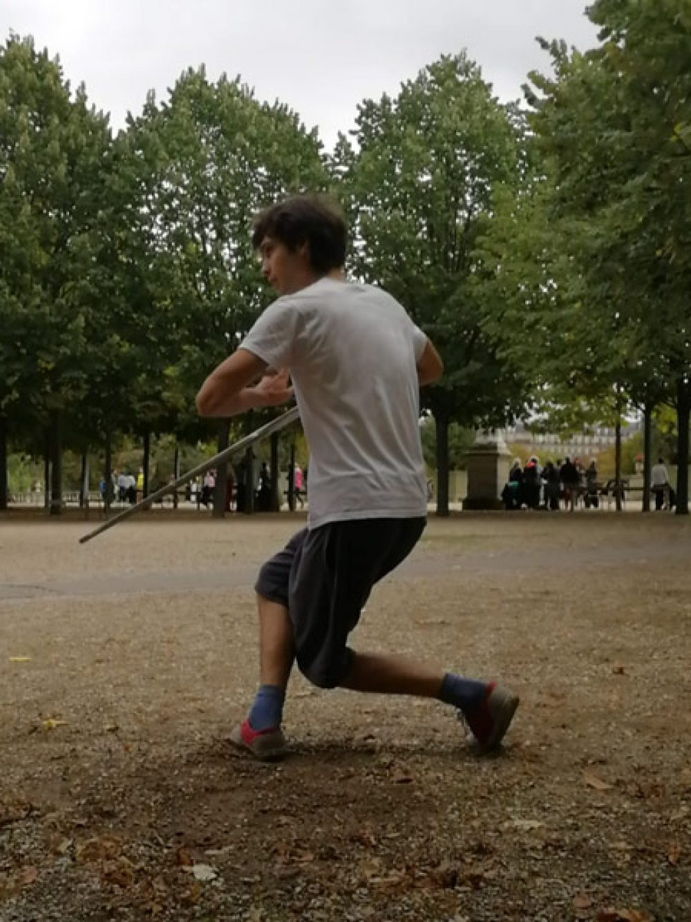 TaiChi Épée