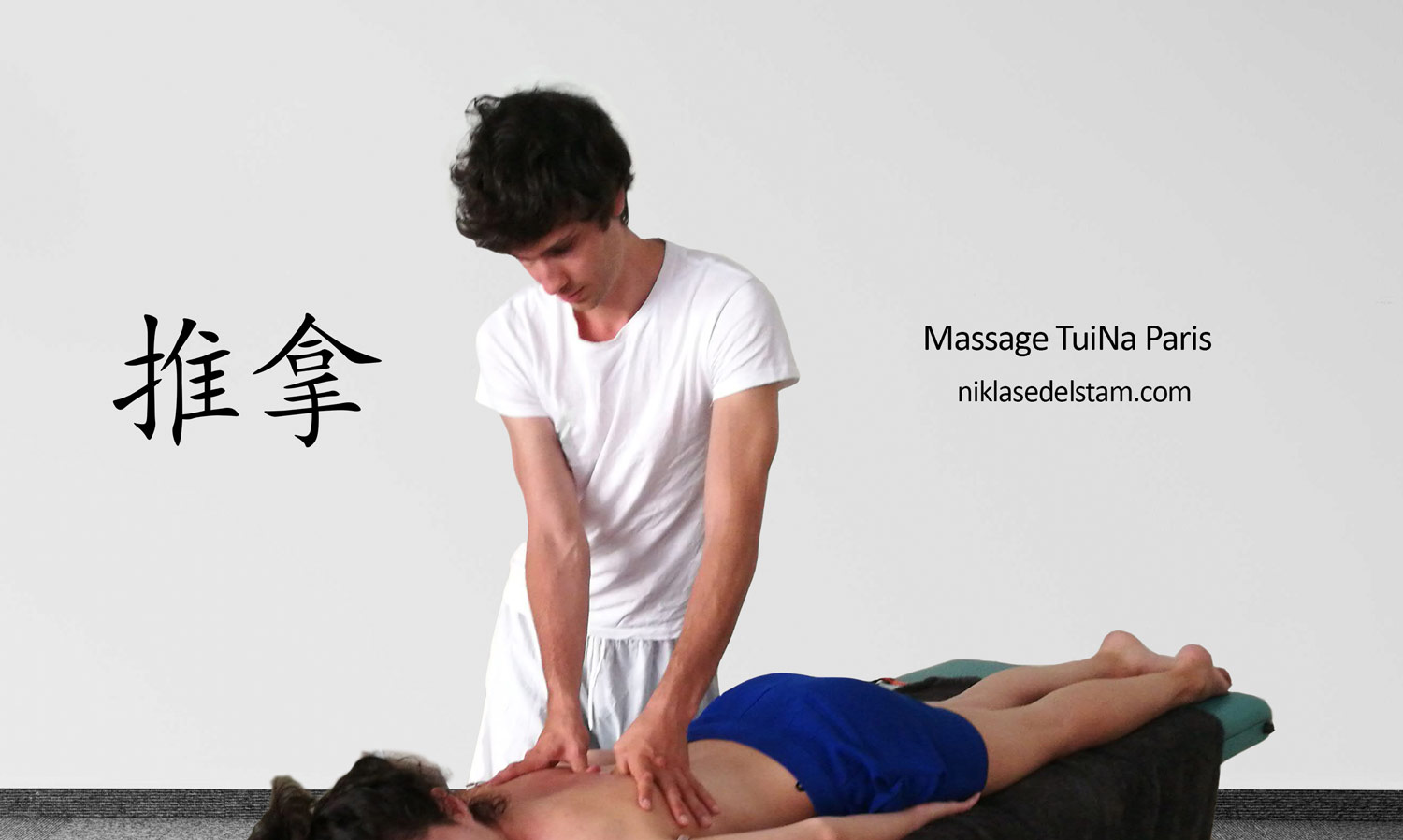Niklas massage tuina