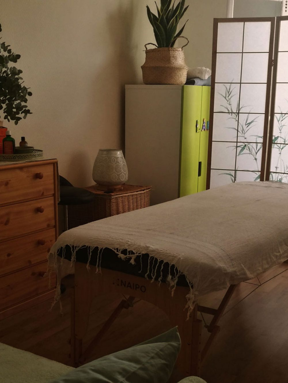 Massage Suresnes
